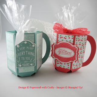 Project: Paper Mug Treat Bags