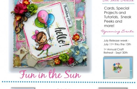 Freebie: On-Line Stamping Magazine from Whimsy