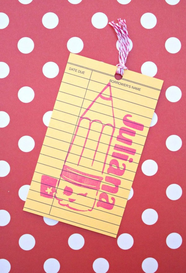 Freebie and Tutorial: DIY Shopkins Stamp with Silhouette