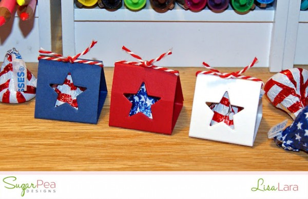 Project: Olympic Treat Bags