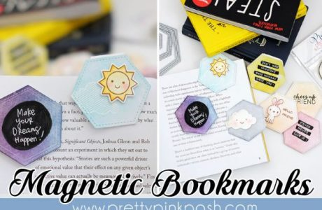 Project: Magnetic Book Marks