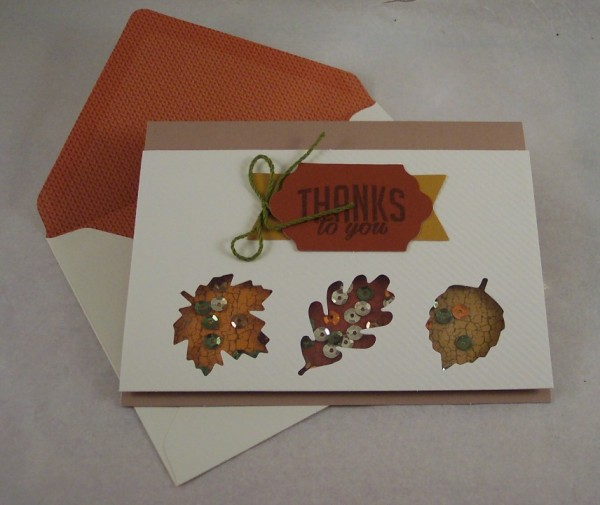 Review and Giveaway: Stampin' Up Paper Pumpkin Kit for October