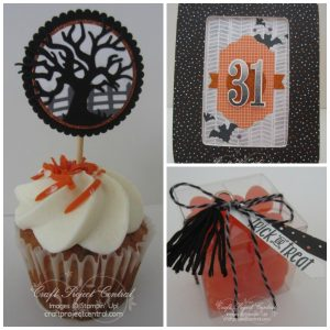 Stampin Up Halloween projects.  Please see more card and gift ideas at www.StampingMom.com #StampingMom
