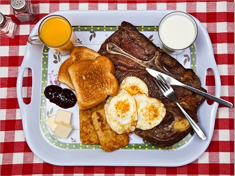 12 Pictures Of Death Row Prisoners' Last Meals