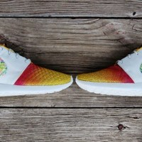 "Nike Roshe Run ""Sunset Palmer"" Custom"