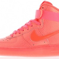 """Nike Air Force 1 High Premium """"Hot Lava"""" Available Now"""