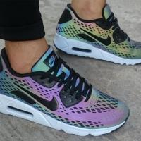 "Nike Air Max 90 Ultra Moire ""Holographic"""