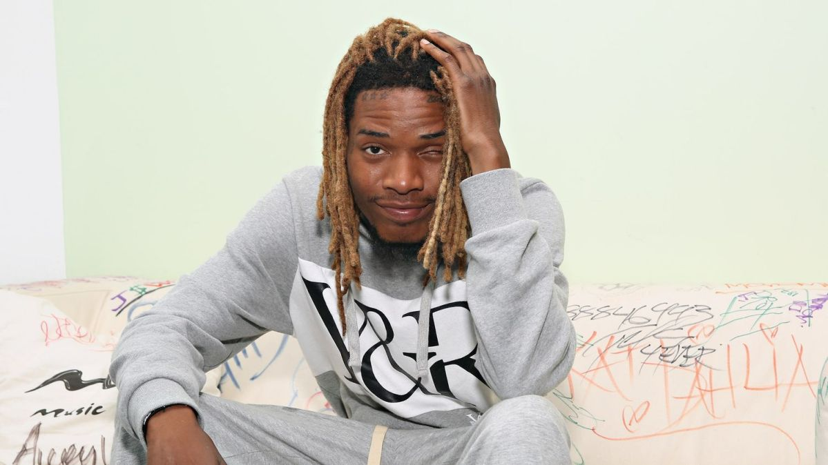 Fetty Wap Makes A Powerful Statement About His Eye With Debut Album Cover
