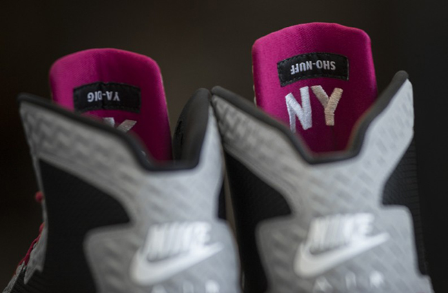 "Jordan Air Spike 40 GS ""Sport Fuchsia"""