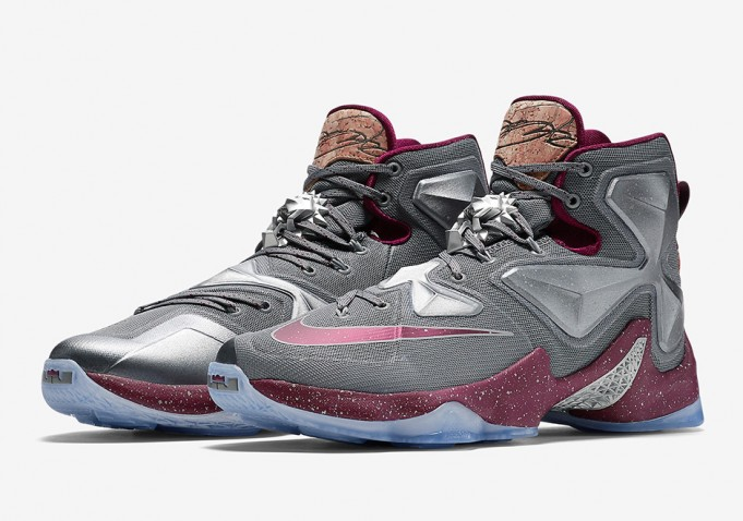 "Nike LeBron 13 ""Opening Night"" or ""Fine Wine"" Release Date"
