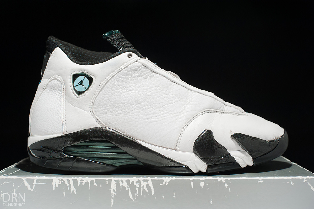 "Air Jordan 14 ""Oxidized Green"" Release Date"