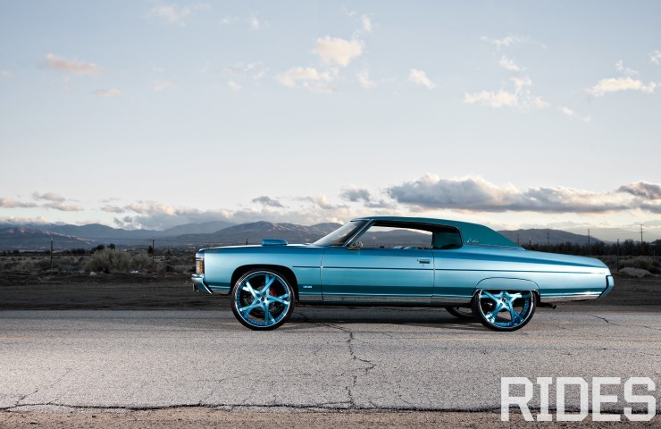 1971 Chevrolet Impala | West Coast Wayfarer