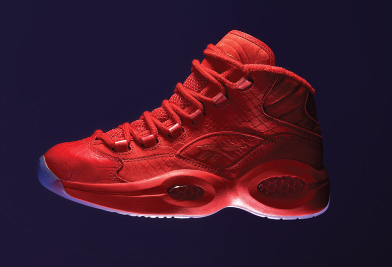Teyana Taylor x Reebok Question Mid (release date)
