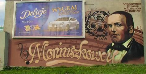 graffiti moniuszkowcy