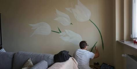 Artystyczne malowanie łódź, Mural, Ozdabianie ścian, graffiti, obrazy, malowanie na zlecenie, ściany, Obrazy ścienne, w pokoju dzieci, murale reklamowe, Łódzkie