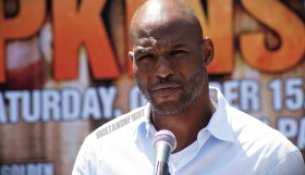 Bernard Hopkins | Photo: Art Gallegos Jr. for Standnfight.com