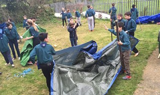 St Andrews Scouts in Bedford