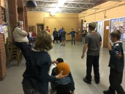 St Andrews Scouts in Bedford, Patrol Games Night