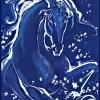 Набросок водной лошадки