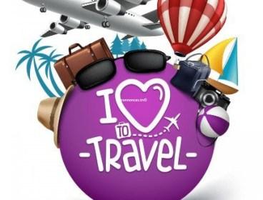3 assistantes agence de voyage