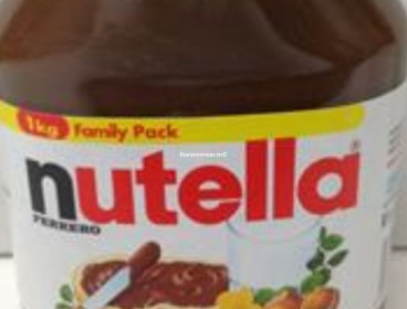 Nutella 1kg importé de la France