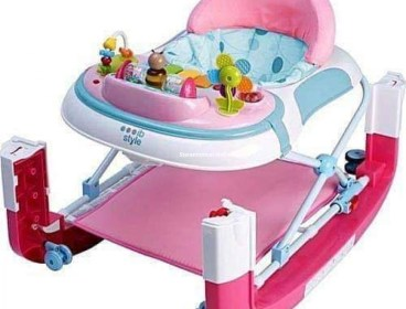 Offre troteur bébé 3 fonction. Balançoire table Son lumière