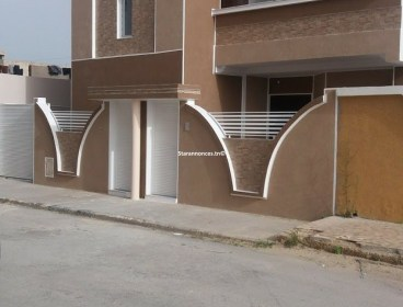 Villa Rez de chaussée a loué à BORJ SEDRIA