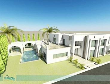 Villa méditerranée ref 633