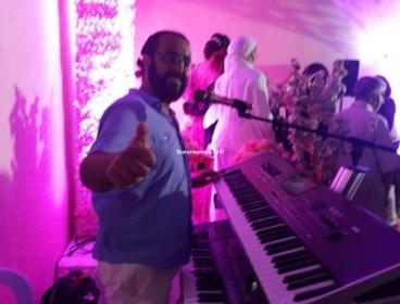 organiste chanteur HAMDI SHOW
