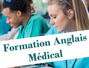 Formation Anglais Médical