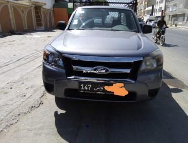 Ford ranger modèl 2011