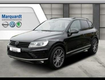 Vend Volkswagen Touareg V6 TDI 3.0 toute options