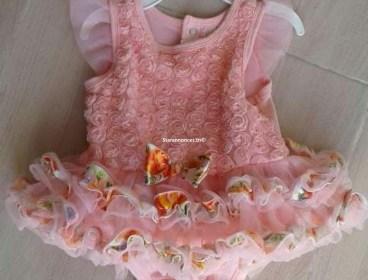 robe très belle pour petite fille