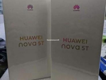 #Huawei Nova 5t #128Gb