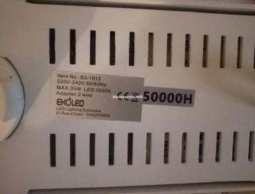 Projecteurs LED à vendre Publié: 12 février 2020