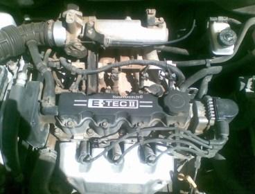 Moteur Chevrolet aveo