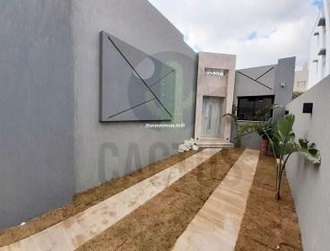 Villa de 160 m² sur un terrain de 207 m² à Cité el Wafa ,Nabeul