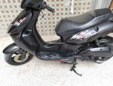 Moto Zimota 125cc