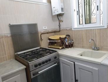 Location Appartement neuf et meublé à El ouardia1