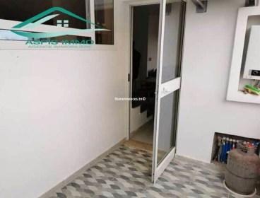 Appartement récemment construit à cité ksiba kelibia