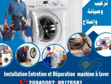 Réparation Electroménager a domicile