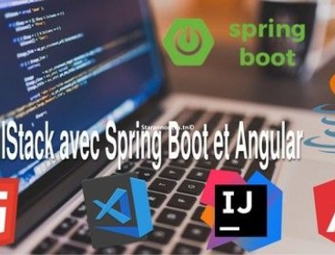 Formation FullStack Spring Boot and Angular