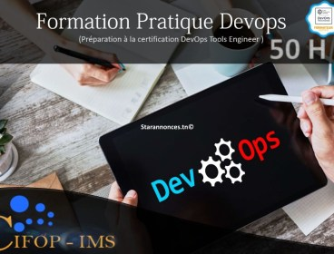 Formation DevOps Tools Engineer