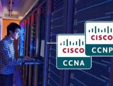 Formation Certification Internationale CISCO CCNA