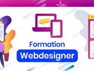 Formation WebDesigner - En présentiel ou à distance
