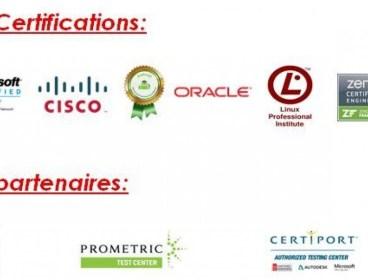 Offre de Formation & Certifications Internationales