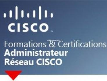Formation Certification Internationale CISCO CCNA Associate