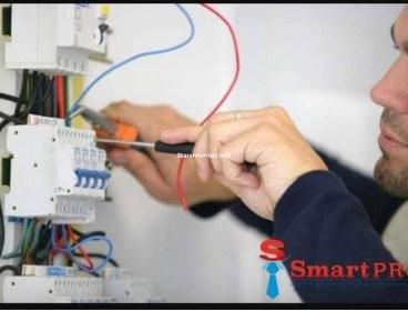 اختصاص كهرباء البناء و الكهرباء الصناعية  Électricité de bâtiment & industrielle
