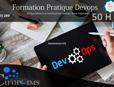 Formation Officielle DevOps Tools Engineer
