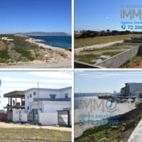 Lotissement vue sur mer à Dar Allouche Kélibia avec des prix imbattables